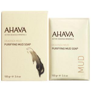 Мыло грязевое, 100гр - Ahava Purifying Mud Soap