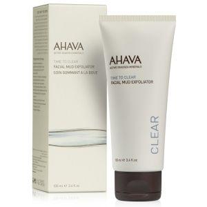Грязевой пилинг для лица (Ахава) - Ahava Facial Mud Exfoliator