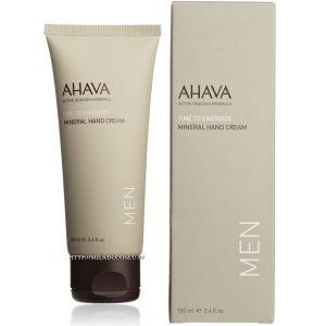 Крем для рук минеральный для мужчин - Ahava Men's Mineral Hand Cream