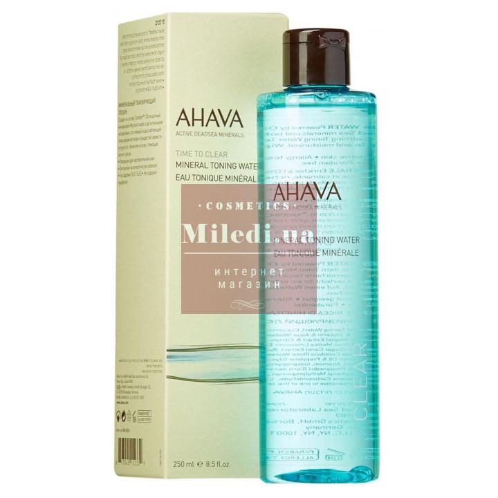 Лосьон минеральный тонизирующий для лица - Ahava Mineral Toning Water