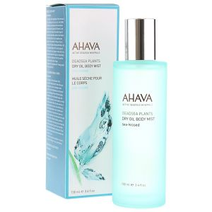 Масло сухое для тела Поцелуй моря (Ахава) - Ahava Dry Oil Body Mist Sea-Kissed