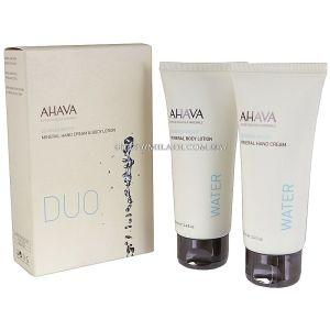 Набор для рук и тела Дуэт - Ahava Kit Duo Water Hand & Body