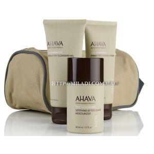 Набор для путешествий, 100мл+50мл+100мл - Ahava Travel Kit For Men