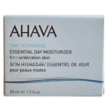 Крем для комбинированной кожи, 50мл - Ahava Essential Day Moisturizer Combination Skin
