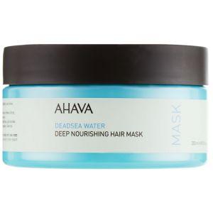 Питательная маска для волос, 250мл - Ahava Deadsea Water Deep Nourishing Hair Mask