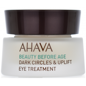 Лифтинг крем для кожи вокруг глаз, 15мл - Ahava Beauty Before Age Dark Circles & Uplift Eye Treatment