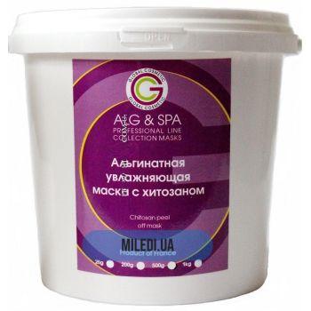 Хитозан, 1кг - ALG & SPA Chitosan Peel off Mask 1kg