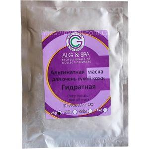 Гидратная для очень сухой кожи, 25гр - ALG & SPA Deep Hydration Peel off Mask