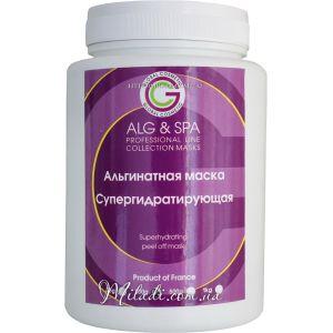 Супергидратирующая, 200гр - ALG & SPA Superhydrating Peel off Mask