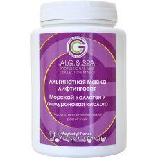Гиалуроновая кислота и морской коллаген, 200гр -  ALG & SPA Hyaluronic Acid & Marine Collagen Peel off Mask