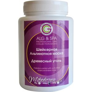 Шейкерная Древесный уголь - ALG & SPA Pollution Control With Activated Charcoal Shaker Mask