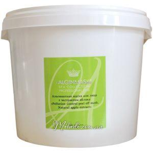 Яблоко (1кг)  - Elitecosmetic Alginmask Peel off Natural Apple Extract Mask 1kg