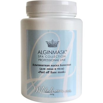 Базисная, 200гр - Elitecosmetic Alginmask Peel off Base Mask