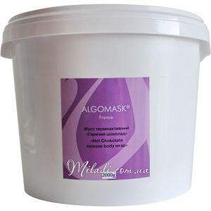 Горячий шоколад (2кг) - Algomask Hot Chocolate Mousse Body Wrap 2kg