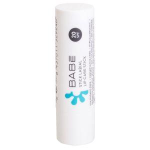 Защитный бальзам для губ - Babe Laboratorios Lip Care Stick SPF20