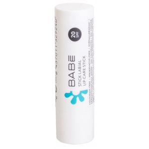 Защитный бальзам для губ (БАБэ Лабораториос) - Babe Laboratorios Lip Care Stick SPF20
