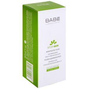 Кератолитический флюид для жирной кожи, 30мл - Babe Laboratorios Stop AKN Keratolytic Fluid