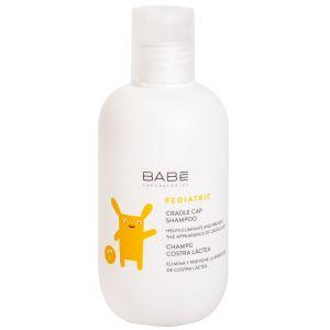 Шампунь детский от себорейной корочки (БАБэ Лабораториос) - Babe Laboratorios Pediatric Cradle Cap Shampoo