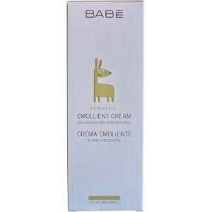 Крем смягчающий для тела детский - Babe Laboratorios Pediatric Emollient Cream