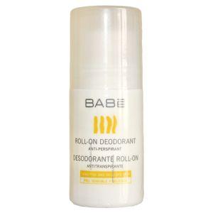 Дезодорант шариковый для чувствительной кожи - Babe Laboratorios Roll-On Deodorant