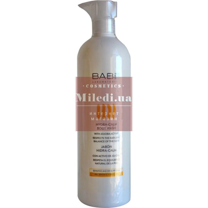 Гель увлажняющий для душа - Babe Laboratorios Hydra-Calm Body Wash