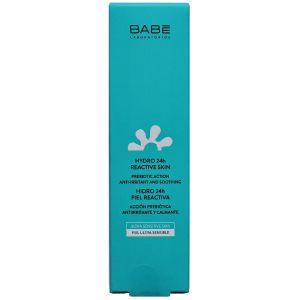 Крем для чувствительной кожи, 50мл - Babe Laboratorios Anti-Redness Care Cream