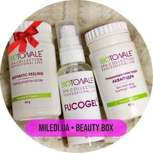 Beauty Box №03: Базовый уход для лица от Biotonale, 50гр+50гр+75мл