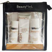 Набор для отбеливания кожи с арбутином, 30мл+50мл+75мл - BeautyMed Beauty Kit Clarifying
