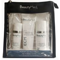 Набор для увлажнения кожи с коллагеном, 30мл+50мл+75мл - BeautyMed Beauty Kit Hydrating