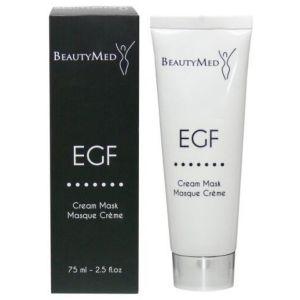 Крем-маска восстанавливающая с эпидермальным фактором роста (Бьютимед) - BeautyMed EGF Cream Mask