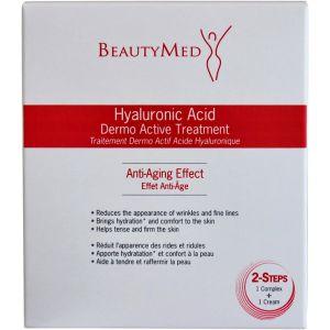 Набор с гиалуроновой кислотой - BeautyMed Hyaluronic Acid Dermo Active Treatment