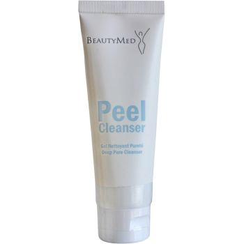Гель-пилинг с AHA-кислотами, 75мл - BeautyMed Peel Therapy Peel Cleanser