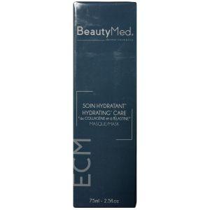 Маска с коллагеном и эластином, 75мл - BeautyMed Hydrating Mask Collagen & Elastin