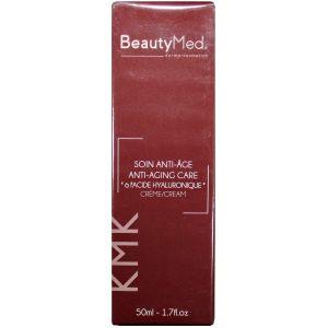 Крем с гиалуроновой кислотой, 50мл - BeautyMed Hyaluronic Acid Anti-Aging Cream
