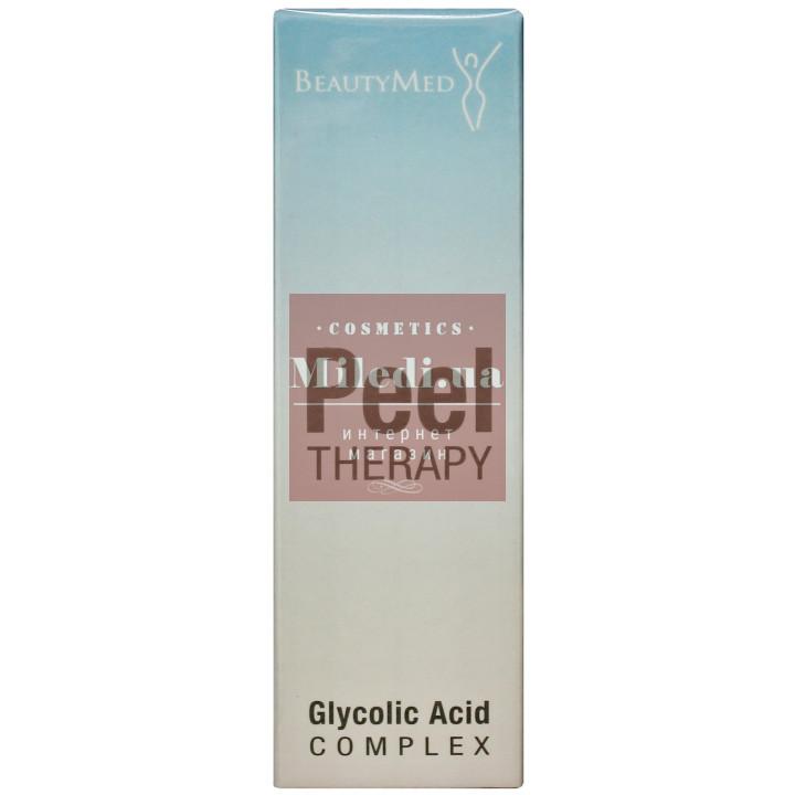 Химический пилинг с гликолевой кислотой 10% - BeautyMed Glycolic Acid  Peeling AHA 10%, 50мл