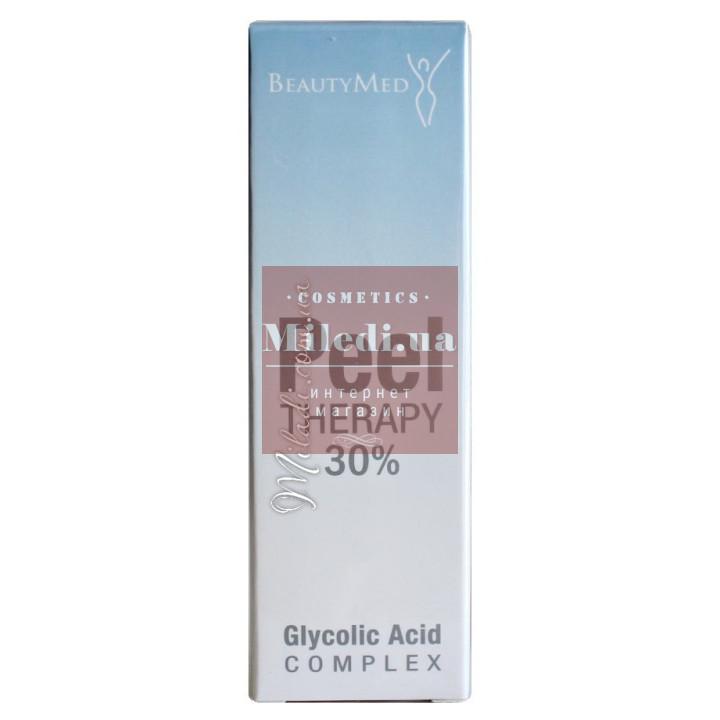 Пилинг с гликолевой кислотой - BeautyMed Peel Therapy Glycolic Acid Complex, 50мл