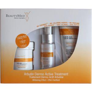 Набор биоактивного комплекса с арбутином (Бьютимед) - BeautyMed Arbutin Dermo Active Treatment Kit