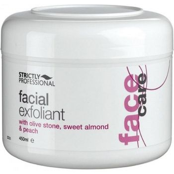 Эксфолиант скраб для лица, 450мл - Strictly Professional Facial Exfoliant with Olive, Sweet Almond & Peach