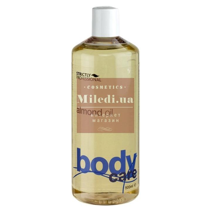 Массажное масло с миндалем - Strictly Professional Bellitas Body Care Almond Oil