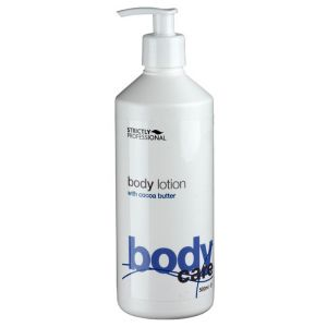Лосьон для тела с маслом какао, 500мл - Strictly Professional Bellitas Body Lotion with Cocoa Butter
