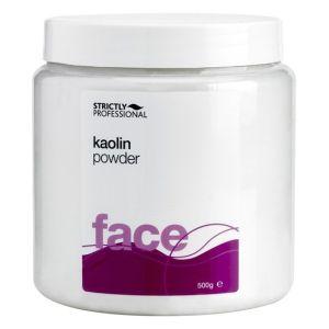 Пудра с каолином, 500гр - Strictly Professional Bellitas Kaolin Powder