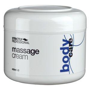 Массажный крем для тела, 450мл - Strictly Professional Bellitas Massage Cream