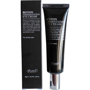 Антивозрастной крем вокруг глаз с ферментами галактомисис и ферментативного лизата (Бентон) - Benton Fermentation Eye Cream