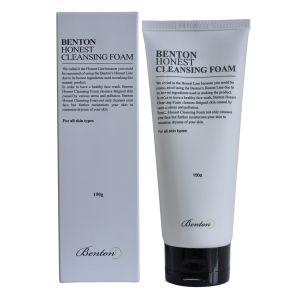Пенка очищающая для всех типов кожи - Benton Honest Cleansing Foam for All Skin Types