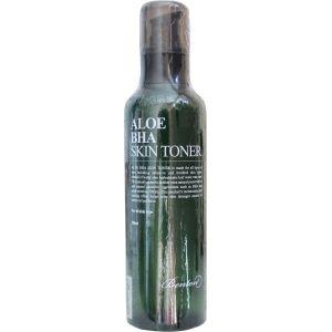 Тонер с высоким содержанием алоэ и салициловой кислотой - Benton Aloe BHA Skin Toner For All Skin Types