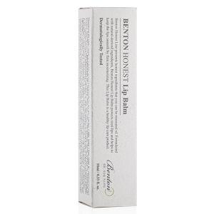 Питательный бальзам для губ с маслом ши, 10мл - Benton Honest Lip Balm
