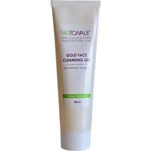 Гель для умывания с био-золотом для всех типов кожи - Biotonale Gold Face Cleansing Gel With Gold