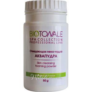 Аквапудра для умывания, 50гр - Biotonale Skin Cleansing Foaming Powder