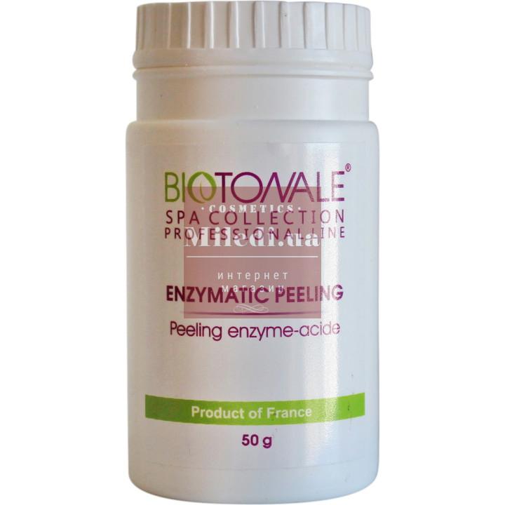 Энзимно-кислотный пилинг для лица - Biotonale Enzymatic Peeling, 50гр