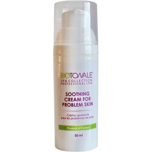 Крем успокаивающий для проблемной жирной кожи лица - Biotonale Soothing Cream for Problem Skin